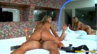 Big Blonde Brazilian Ass