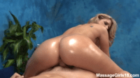 Beautiful Masseuse Given An Overdose Of Cock