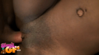 Bootylicious Black Babe Fucked And Smeared With Cum