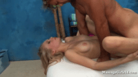 Naughty Masseuse Meets Yoga Trainer