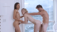 Vacation Threesome With Gorgeous Young Teens