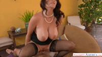 Horny Milf With Big Breasts Gets Naughty With Teen