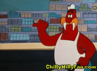 Chilly Willy Episode Clash And Carry