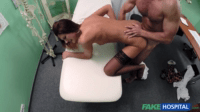 Licking And Fucking Her Wet Cunt In Hospital
