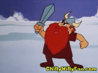 Chilly Willy Episode Vicious Viking