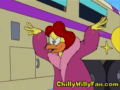 Chilly Willy Episode Fashion Model