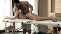 Massaging Her Tight Asshole