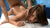 Tanned Babe Fucking With Pleasure