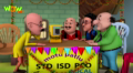 Motu Patlu Episode Cross Connection