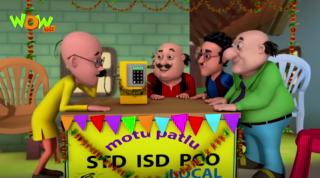 Motu Patlu Episode Cross Connection