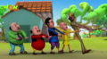 Motu Patlu Episode Black Bull