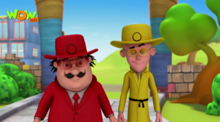 Motu Patlu Episode Body Guard