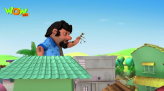 Motu Patlu Episode Big John