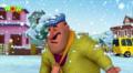 Motu Patlu Episode Snow Park