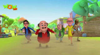 Motu Patlu Episode Wishing Stone