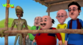 Motu Patlu Episode Lost Island