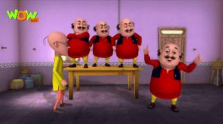 Motu Patlu Episode Motu Ke Clones