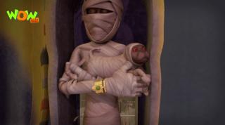 Motu Patlu Episode Motu Patlu Aur Mummy