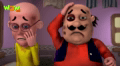 Motu Patlu Episode Giant Tree
