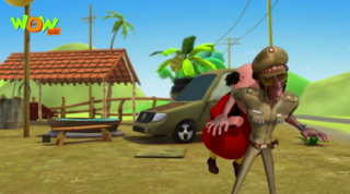 Motu Patlu Episode Car Wash