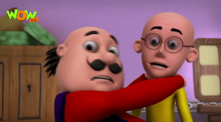 Motu Patlu Episode Fauji Uncle