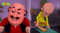 Motu Patlu Episode Chotu Ka Home Work