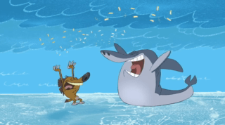 Zig And Sharko Episode Cold Snap