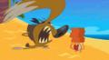 Zig And Sharko Episode The Horribly Hungry Hyena