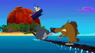 Zig And Sharko Episode Volcano Turbo
