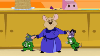 Pakdam Pakdai Episode Dons Maggie Aunt Vs Charleys Mouse Mother