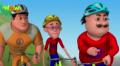 Motu Patlu Episode Cycle Race