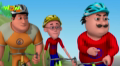 Motu Patlu Episode Cycle Race