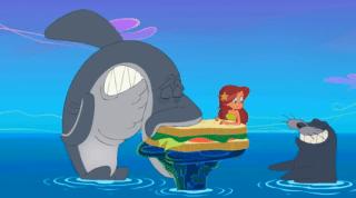 Zig And Sharko Episode Boo...who!