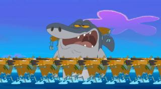 Zig And Sharko Episode War Of The Clones