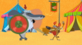 Zig And Sharko Episode The Noble Knights