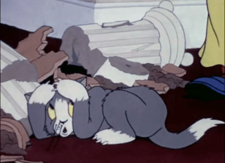 Tom And Jerry Episode Puss Gets The Boot