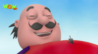 Motu Patlu Episode Motu Balloon