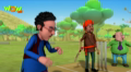 Motu Patlu Episode Cricket Match