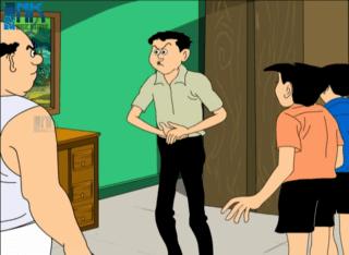 Nonte Fonte Episode Kaaktaruar Keramoti