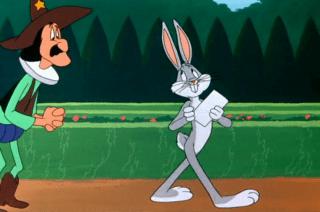 Merrie Melodies Episode Rabbit Hood