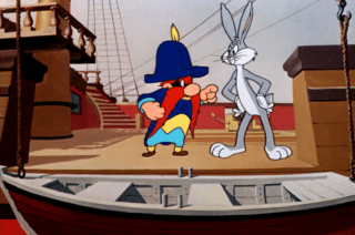 Looney Tunes Episode Mutiny On The Bunny