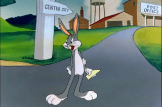 Looney Tunes Episode Rabbit Transit