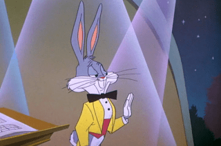 Looney Tunes Episode Baton Bunny