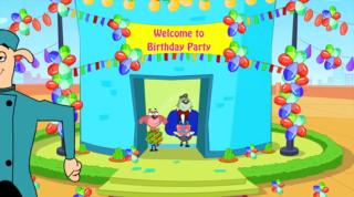 Pakdam Pakdai Episode Birthday Bash