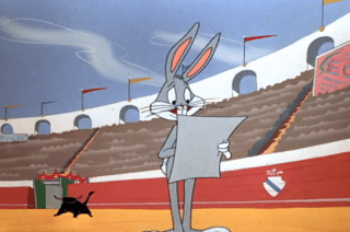Looney Tunes Episode Bully For Bugs