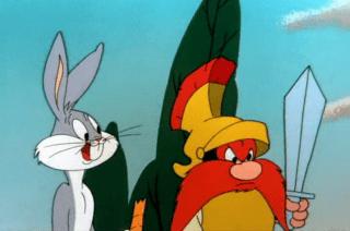 Looney Tunes Episode Roman Legion-Hare