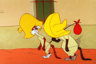 Looney Tunes Episode Mexicali Shmoes
