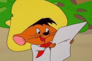 Looney Tunes Episode A Message To Gracias