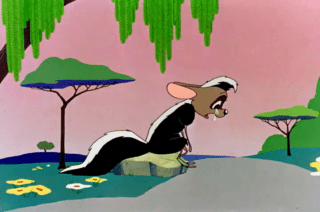 Looney Tunes Episode Scent-Imental Over You