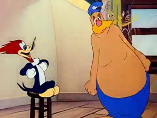 Woody Woodpecker Episode The Reckless Driver